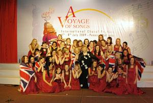 Cantamus Girls Choir