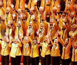 Marie Curie Choir image