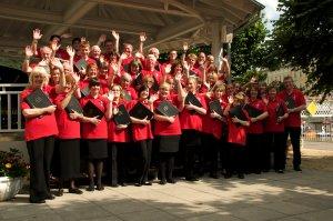 St Johns choir image