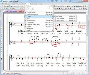 Capella software