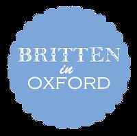 Britten in Oxford