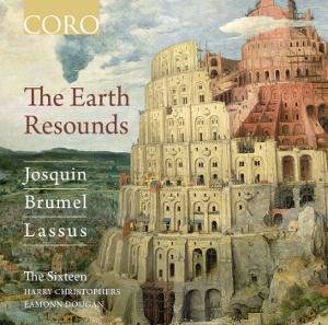 CORO The Earth Resounds CD