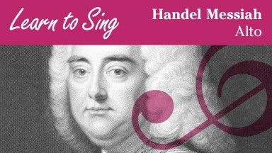 Learn to Sing Handel's Messiah in 3 Easy Steps