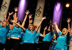 North Wales Choral Festival 2014