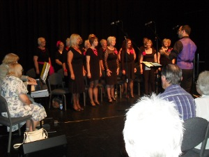 Capricorn Singers 30th concert