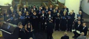 Chandos Choir photo