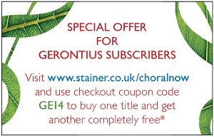 Stainer & Bell special offer