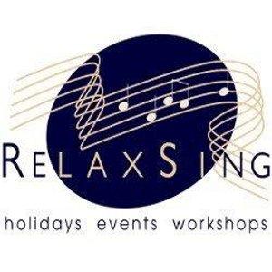 RelaxSing logo