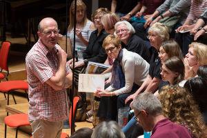 Birmingham Bach Choir - Rehearsal Paul