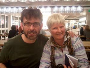 North London Chorus - Matthew King and Helen Brown