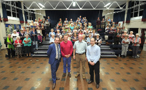 Sheringham and Cromer Choral Society - Hawes Oct 13