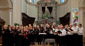 Run by Singers choir photo