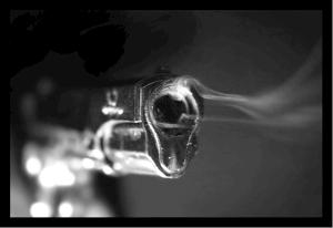 I Fagiolini smoking gun