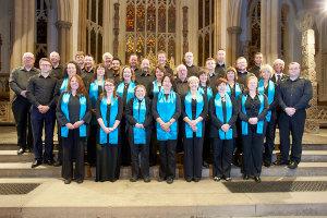 Chorum SPS formal choir photo