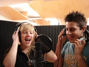 Ty Cerdd recording studio